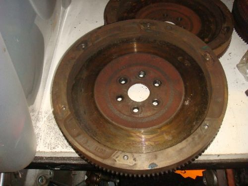 Z20LET FLYWHEEL